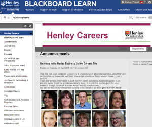 hc blackboard